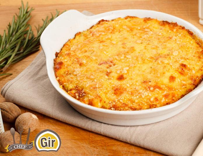 Gateau di patate alla napoletana