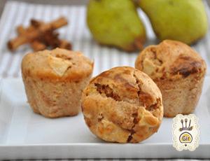 Muffin con fichi freschi