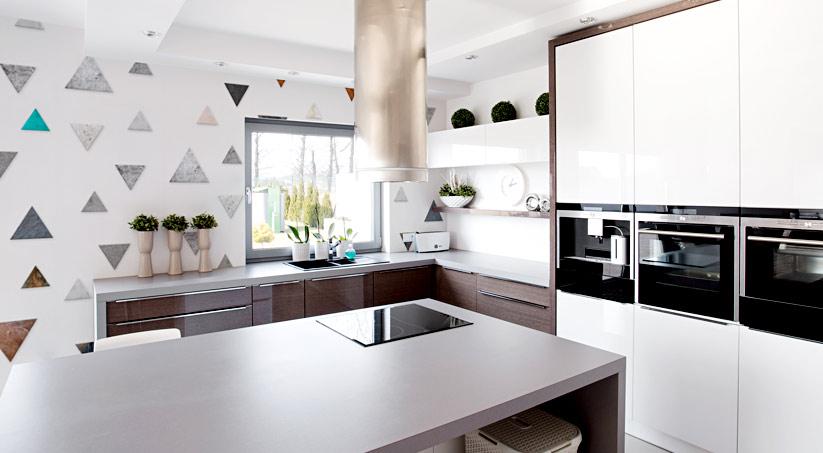 Rinnoviamo la nostra cucina ecco qualche idea chef gir ricette e videoricette - Carta parati cucina ...